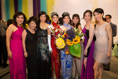 AAA and Miss Chinatown Queens