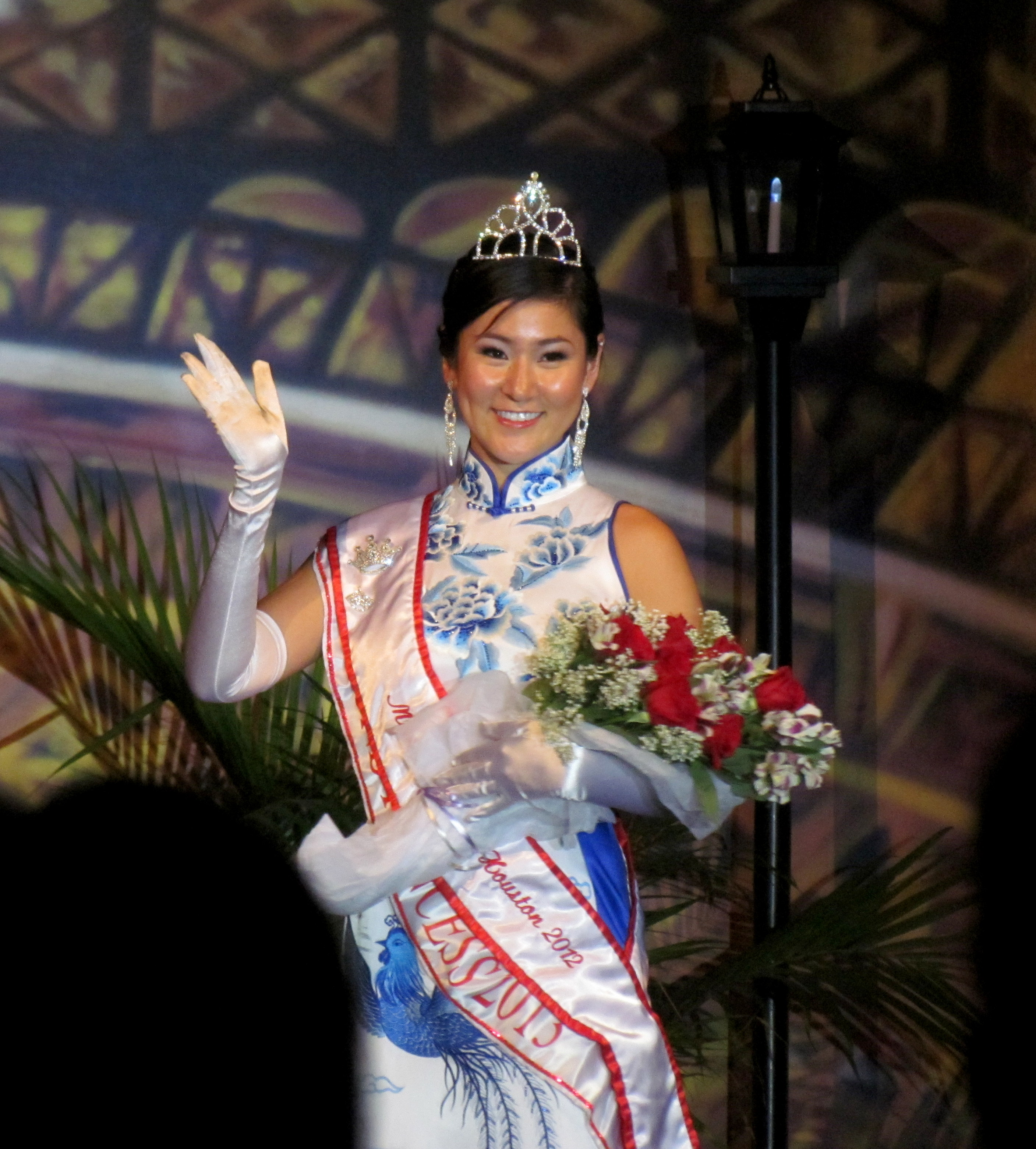 Miss Chinatown Houston 2012 Farewell